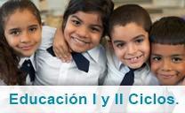 Enlace a Educación I y II ciclos